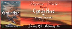 Captive Hero tour logo