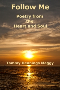 Updated cover for my first book of poetry