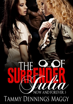 The Surrender of Julia Cover 2500 long side