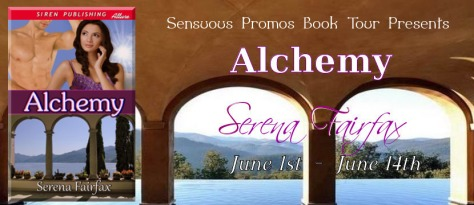 Serena Fairfax Book Tour