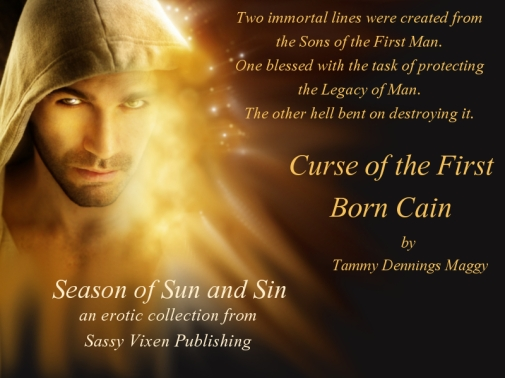 Curse of the First Born Cain promo