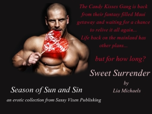 Sweet Surrender promo