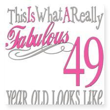 fabulous_49yearoldpng_square_sticker_3_x_3