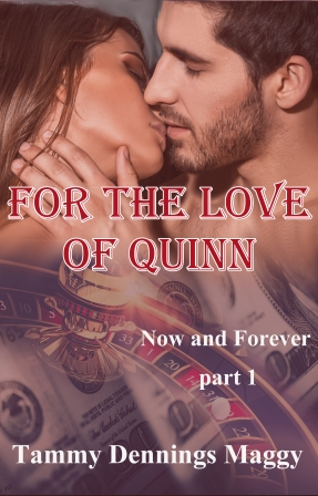 For the Love of Quinn Part 1 Ebook highlight text